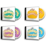Bilingual educational CDs for PreK12Plaza