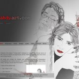 website for Architect and Musician Shady