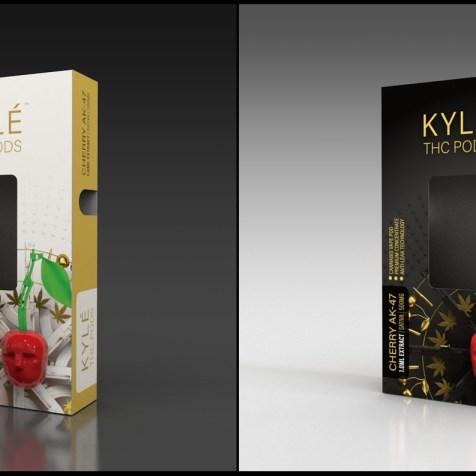 KYLE THC Pods