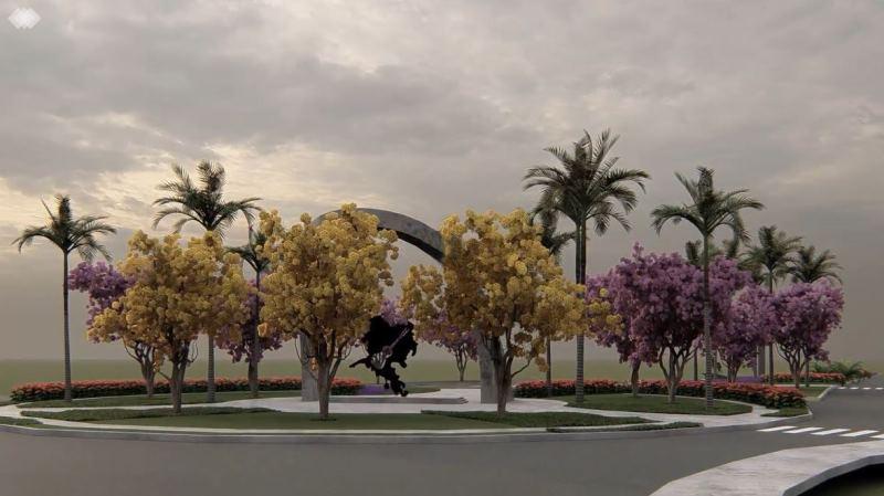O projeto foi desenvolvido pelo curso de Arquitetura e Urbanismo da FASAR