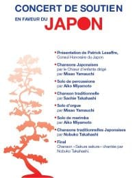 Marcq-en-Barœul - Concert de soutien pour le Japon