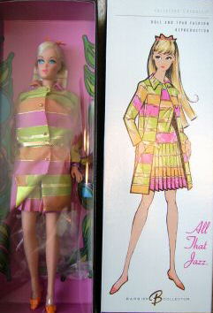 All That Jazz Vintage Barbie Reproduction
