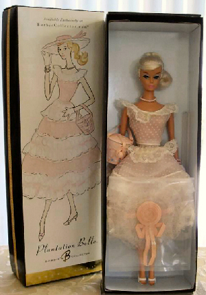 Plantation Belle Vintage Barbie Reproduction