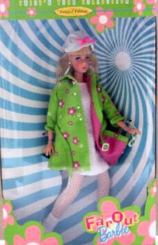 Far Out TNT Mod Barbie Reproduction
