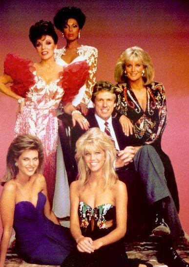 1980s Me Show Attire