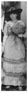 Bridesmaid 1912