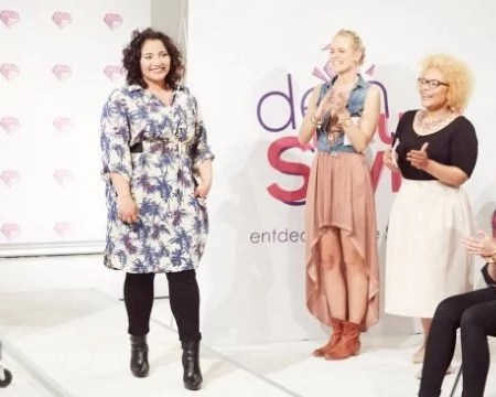 Plus size Tv Show at Rtl2