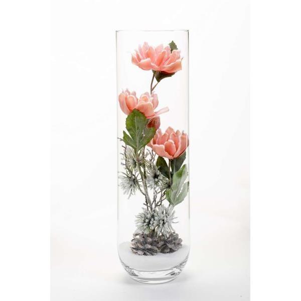 kunstblumen-gesteck-vase