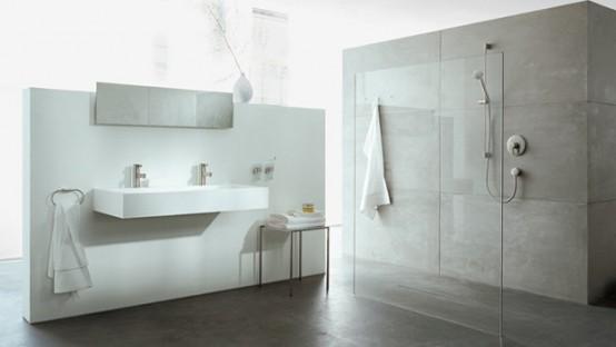 Skandinavien Pur: Tipps Für Die Badgestaltung Im Nordischen Chic