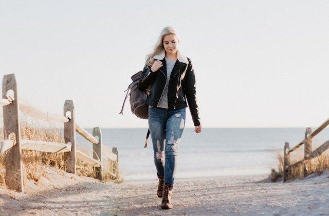 neuartiger Stil elegantes Aussehen zur Freigabe auswählen Damen-Lederjacken Trends für Frühjahr & Sommer 2019 ...