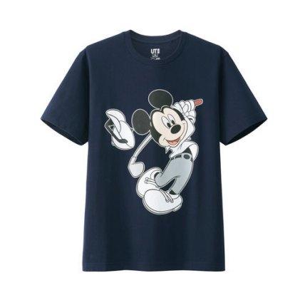 ユニクロの新作Tシャツ、ミッキーマウスがテニスに挑戦!錦織圭とジョコビッチがモデルにの写真10