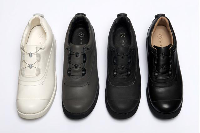 *AUTHENTIC SHOE & Co的 竹竹原敏之介 新作:融合傳統製鞋與創新科技的SPECTUSSHOECO. 1