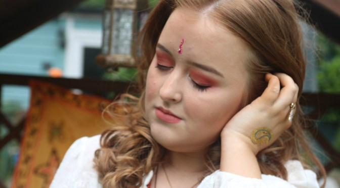 What Are You Wearing: Emily's Boho Festival Look