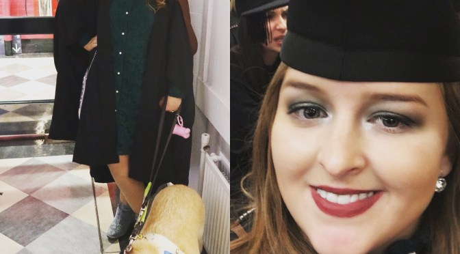 What Are You Wearing: Emily's Masters Graduation