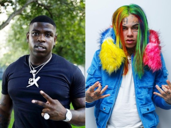Yams Day Shut Down After Confrontation Between 6ix9ine ...