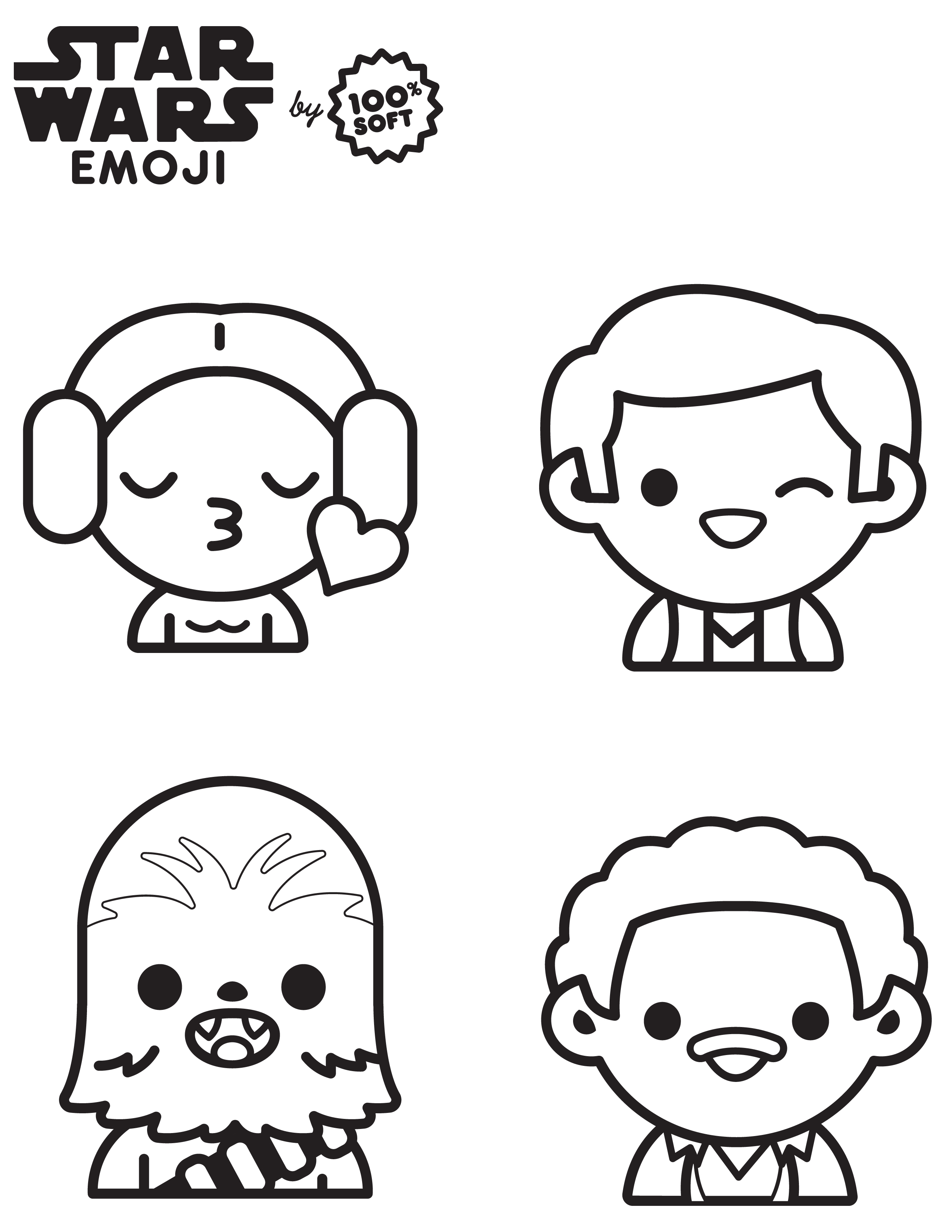 - Fashionably Nerdy Family: Star Wars Day! May The Fourth Coloring