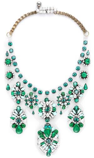 Shourouk 'Primavera' necklace