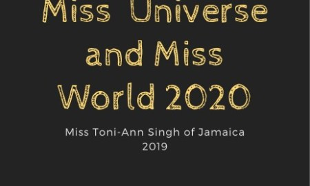Miss Universe and Miss World 2020