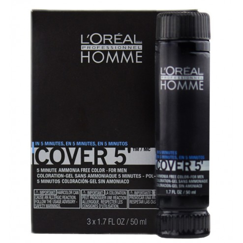 Loreal Homme Cover 5 Hair Color For Men