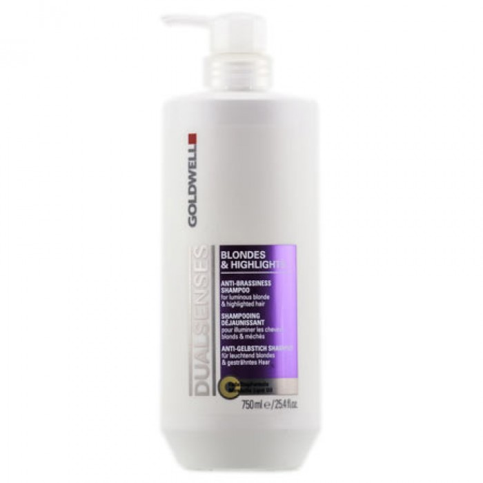 Goldwell Dualsenses Blondes Amp Highlights Anti Brassiness