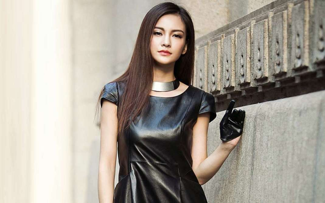 2015 Leather Dress Models