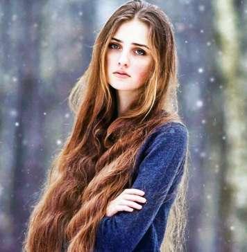 2015 Long Hair Models