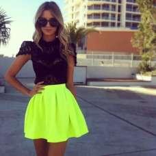 2015 Skirt Models - Green
