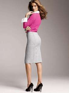 2015 Skirt Models - Grey