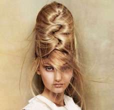 Braided Extravagant Hairstyles