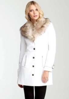 Coat 2015 - White