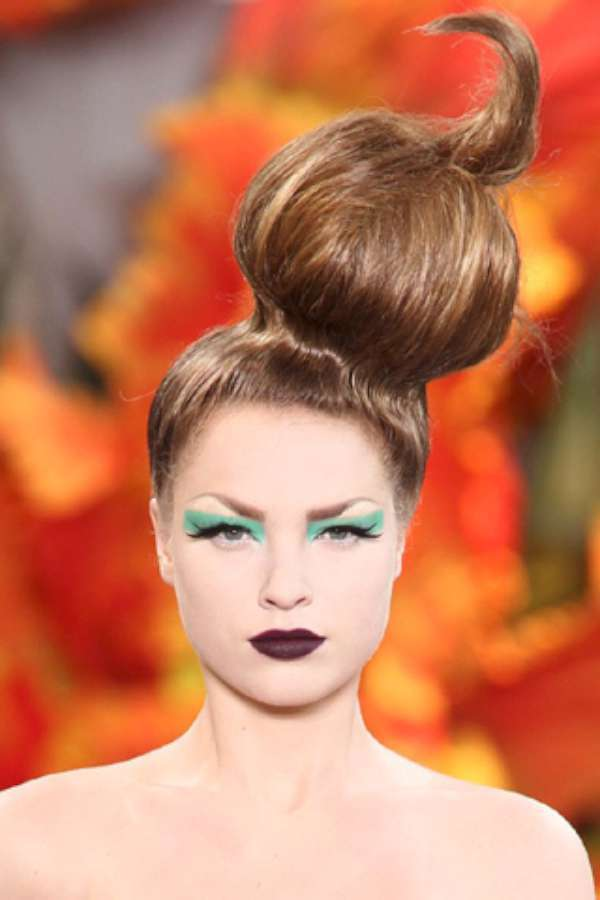 Extravagant Hair Styles 2015 Fashion And Women