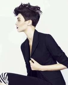 2015 Shades Of Black Short Hair