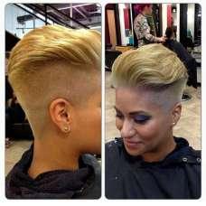 Short Hairstyles - 5