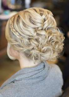 Updos Hairstyles 2015
