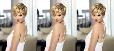 Hollywood Collection Short Hair Cut - 3