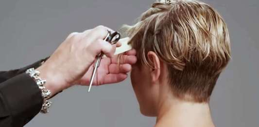 Hollywood Collection Short Hair Cut