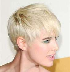 Short Haircuts For Women - 6