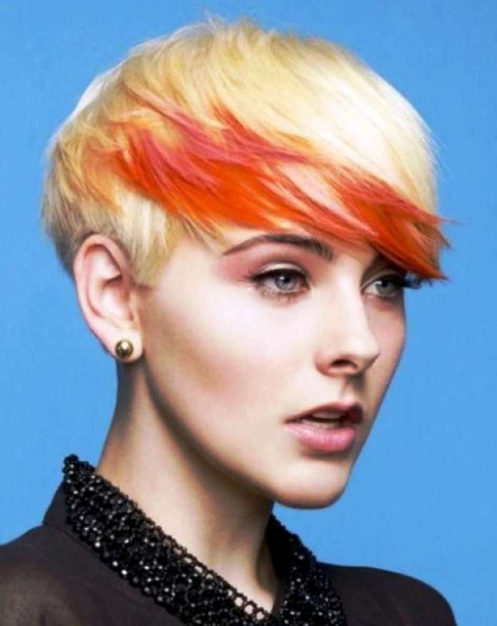 Short Hairstyles And Colors - 5