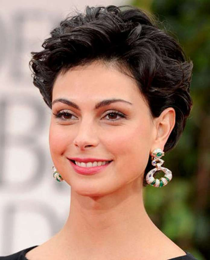 Short Hairstyles For Wavy Hair - 5