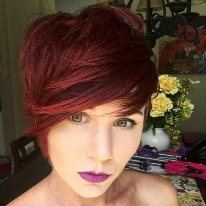 Short Hairstyles Red Hair 2016 - 2