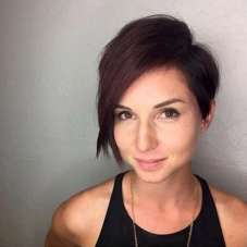 2017 Short Hairstyles Black - 6