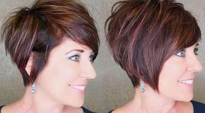 Short Hairstyles Images 2017