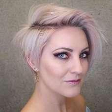 Short Hairstyles Natural Hair - 1
