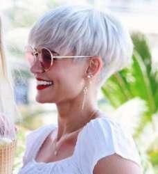 Madeleine Schön Short Hairstyles - 4