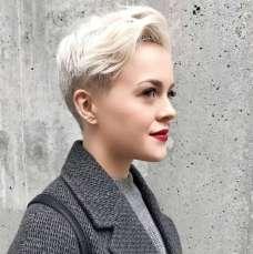 Sarah Short Hairstyles - 1