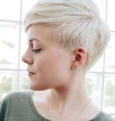 Sarah Short Hairstyles - 2