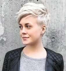 Sarah Short Hairstyles - 4