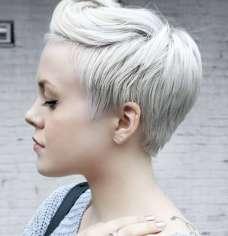Sarah Short Hairstyles - 5