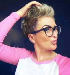 Anni Kuestenwelt Short Hairstyles - 1