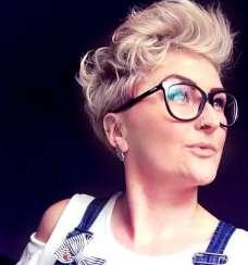 Anni Kuestenwelt Short Hairstyles - 2